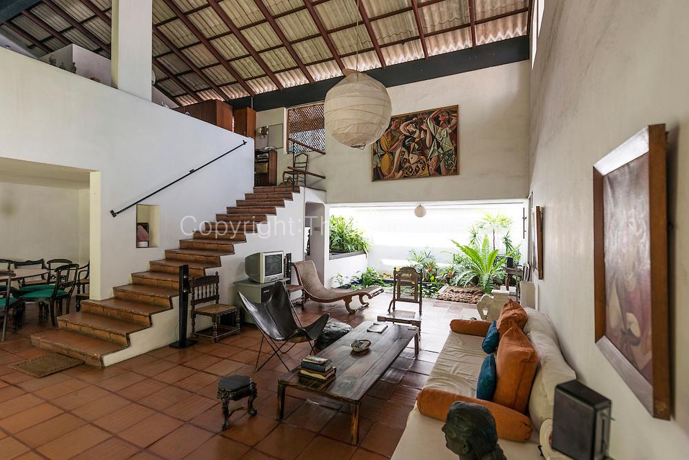 Maurice & Malkanthi Perera House.