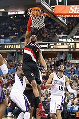 20110119 - Portland Trail Blazers at Sacramento Kings (NBA Basketball)