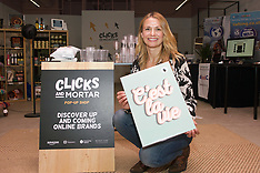 Amazon launches Clicks and Mortar shop, Edinburgh, 9 August 2019