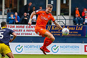 Luton Town forward James Collins (19) during the EFL Sky Bet League 1 match between Luton Town and Oxford United at Kenilworth Road, Luton, England on 4 May 2019.