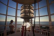 Lighthouse at Colonia del Sacramento