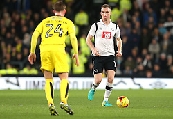 Alex Pearce of Derby County runs with the ball - Mandatory by-line: Robbie Stephenson/JMP - 21/02/2017 - FOOTBALL - iPro Stadium - Derby, England - Derby County v Burton Albion - Sky Bet Championship