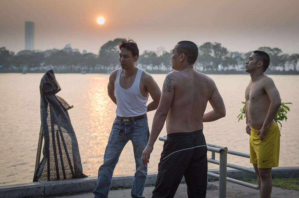 The Fitness Gang | Hanoi, Vietnam