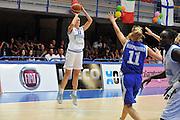 LATINA 27 GIUGNO 2012<br /> BASKET <br /> ITALIA - FINLANDIA<br /> NELLA FOTO RAFFAELLA MASCIADRI<br /> FOTO CIAMILLO