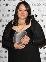 Jo Ho Sky 3D Women in Film and TV Awards, Hilton Hotel, Park Lane, London, UK, 03 December 2010:  Contact: Ian@Piqtured.com +44(0)791 626 2580 (Picture by Richard Goldschmidt)