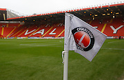 Charlton Home ground, The Valley before Kick-off in the Sky Bet Championship match between Charlton Athletic and Nottingham Forest at The Valley, London, England on 2 January 2016. Photo by Andy Walter.