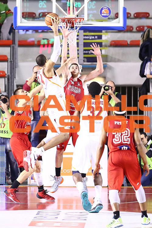 DESCRIZIONE : Roma Lega A 2013-2014 Acea Roma Victoria Libertas Pesaro<br /> GIOCATORE : Quinton Hosley<br /> CATEGORIA : tiro controcampo<br /> SQUADRA : Acea Roma<br /> EVENTO : Campionato Lega A 2013-2014<br /> GARA : Acea Roma Pasta Victoria Libertas Pesaro<br /> DATA : 22/03/2014<br /> SPORT : Pallacanestro <br /> AUTORE : Agenzia Ciamillo-Castoria/M.Simoni<br /> Galleria : Lega Basket A 2013-2014  <br /> Fotonotizia : Roma Lega A 2013-2014 Acea Roma Victoria Libertas Pesaro<br /> Predefinita :