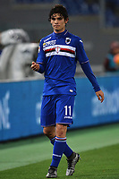 Dodo' Sampdoria <br /> Roma 07-02-2016 Stadio Olimpico, Football Calcio 2015/2016 Serie A. AS Roma - Sampdoria . Foto Andrea Staccioli / Insidefoto
