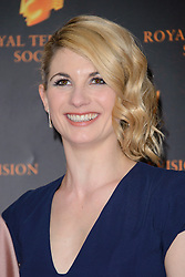 Jodie Whittaker attends the RTS Programme Awards. London, United Kingdom. Tuesday, 18th March 2014. Picture by Chris Joseph / i-Images