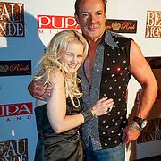 NLD/Amsterdam/20121112 - Beau Monde Awards 2012, Monique Sluyter en Gerard Joling