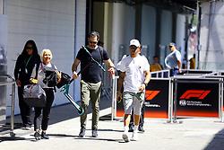 November 17, 2019, Sao Paulo, Brazil: xa9; Photo4 / LaPresse.17/11/2019 Sao Paulo, Brazil.Sport .Grand Prix Formula One Brazil 2019.In the pic: Lewis Hamilton (GBR) Mercedes AMG F1 W10 (Credit Image: © Photo4/Lapresse via ZUMA Press)