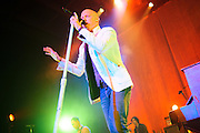 The Fray performing in concert at the Pageant in St. Louis on May 8, 2012.