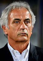 CAF_Africa Cup of Nations - South Africa 2013 / Group D / <br /> Tunisia vs Algeria 1-0   ( Royal Bafokeng Stadium - Rustenburg , South Africa )<br /> Vahid Halilhodzic - Coach of Algeria , during the match between Tunisia and Algeria
