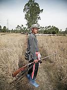 Hunter, NE Thailand.