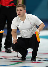 Men - Curling Event - 14 February 2018