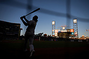The Pittsburgh Pirates take on the San Francisco Giants at AT&T Park in San Francisco, California, on July 25, 2017. (Stan Olszewski/Special to S.F. Examiner)