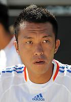 FIFA BEACH SOCCER WORLD CUP 2008 SPAIN - JAPAN   22.07.2008 Coach Takeshi KAWAHARAZUKA (JPN).