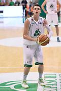 DESCRIZIONE : Campionato 2013/14 Finale GARA 4 Montepaschi Mens Sana Siena - Olimpia EA7 Emporio Armani Milano<br /> GIOCATORE : Matt Janning<br /> CATEGORIA : Tiro Libero<br /> SQUADRA : Montepaschi Siena<br /> EVENTO : LegaBasket Serie A Beko Playoff 2013/2014<br /> GARA : Montepaschi Mens Sana Siena - Olimpia EA7 Emporio Armani Milano<br /> DATA : 21/06/2014<br /> SPORT : Pallacanestro <br /> AUTORE : Agenzia Ciamillo-Castoria / Claudio Atzori<br /> Galleria : LegaBasket Serie A Beko Playoff 2013/2014<br /> Fotonotizia : DESCRIZIONE : Campionato 2013/14 Finale GARA 4 Montepaschi Mens Sana Siena - Olimpia EA7 Emporio Armani Milano<br /> Predefinita :