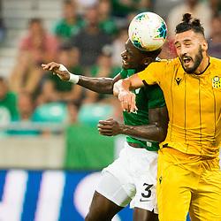 20190801: SLO, Football - UEFA Europa League Qualifications, NK Olimpija vs Yeni Malatyaspor