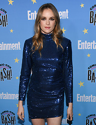 July 20, 2019 - San Diego, California, USA - Danielle Panabaker attends the Entertainment Weekly Comic-Con Bash at Float at Hard Rock Hotel. (Credit Image: © Billy Bennight/ZUMA Wire)