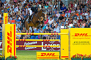 Danielle Goldstein - Carisma<br /> FEI European Championships Aachen 2015<br /> © DigiShots