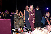 SASHA VOLKOVA; MEREDITH OSTROM, Dinner and party  to celebrate the launch of the new Cavalli Store at the Battersea Power station. London. 17 September 2011. <br /> <br />  , -DO NOT ARCHIVE-© Copyright Photograph by Dafydd Jones. 248 Clapham Rd. London SW9 0PZ. Tel 0207 820 0771. www.dafjones.com.