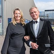 NLD/Amsterdam/20190525 - AmsterdamDiner 2019, Nicoline Wisse Smit en partner