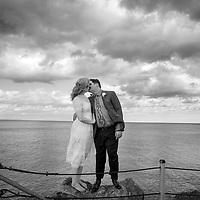 Evanston Wedding on Lake Michigan - Mike + Julia - 8.17.07