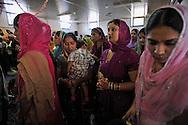 Lavinio (Roma), 06/06/2010: Celebrazioni della festività del Guru Gobind Singh della comunità indiana di religione Sikh nativa del Punjab - Indian Sikhs community native of Punjab celebrats the Feast of Guru Gobind Singh