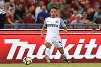 Yuto Nagatomo Inter.<br /> Roma 26-08-2017 Stadio Olimpico Calcio Serie A AS Roma - Inter Foto Antonietta Baldassarre / Insidefoto
