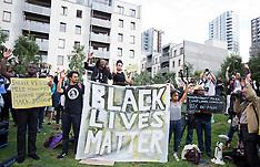 London: Black Lives Matter Protest, 5 August 2016