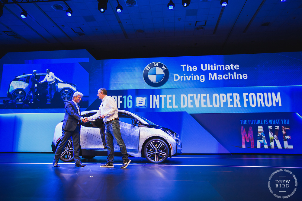 Intel Developer Forum<br />
