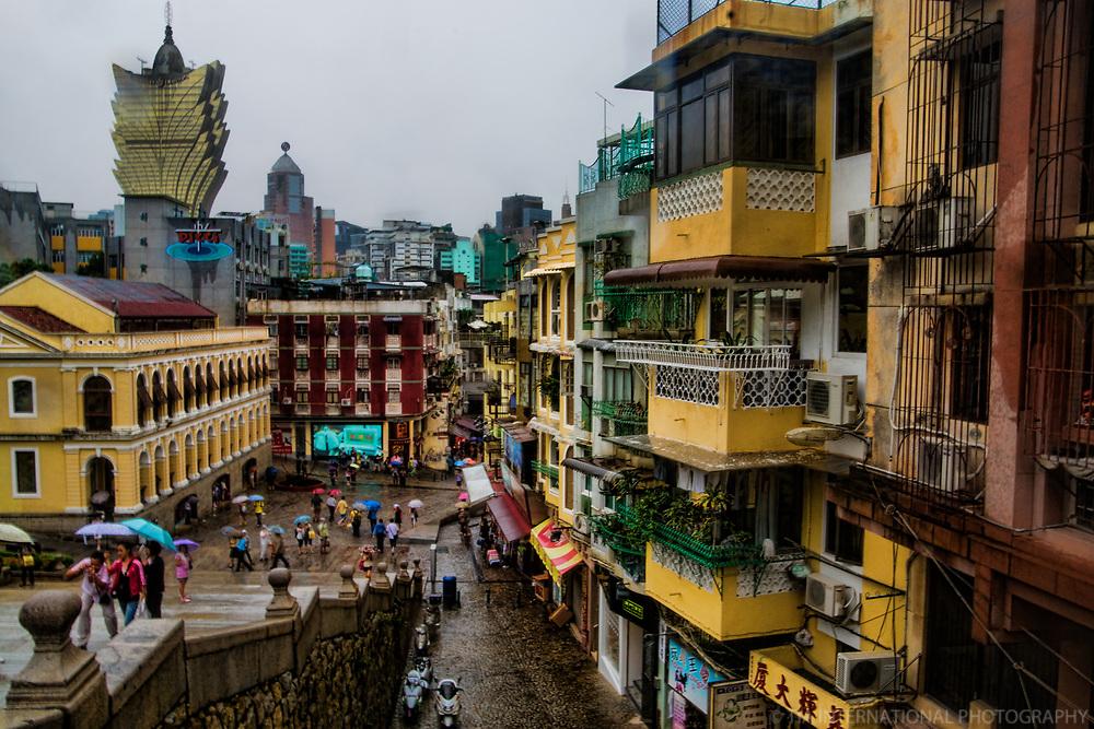 Calçada de Sao Paulo (St. Paul's Promenade)