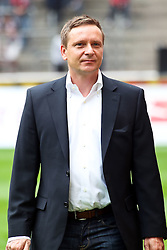 14.05.2010,  Rhein Energie Stadion, Koeln, GER, 1.FBL, FC Koeln vs Schalke 04, 34. Spieltag, im Bild: Horst Heldt (Manager Schalke 04)  EXPA Pictures © 2011, PhotoCredit: EXPA/ nph/  Mueller       ****** out of GER / SWE / CRO  / BEL ******