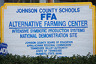 Johnson County High School Vocational Aguculture Program