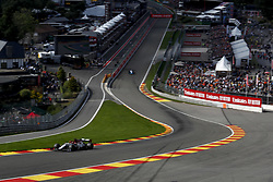 September 1, 2019, Spa-Francorchamps, Belgium: Motorsports: FIA Formula One World Championship 2019, Grand Prix of Belgium, ..#7 Kimi Raikkonen (FIN, Alfa Romeo Racing) (Credit Image: © Hoch Zwei via ZUMA Wire)