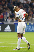Mariano Diaz (OL) during the French Championship Ligue 1 football match between Olympique Lyonnais and Dijon FCO on September 23, 2017 at Groupama stadium in Lyon, France - Photo Romain Biard / Isports / ProSportsImages / DPPI