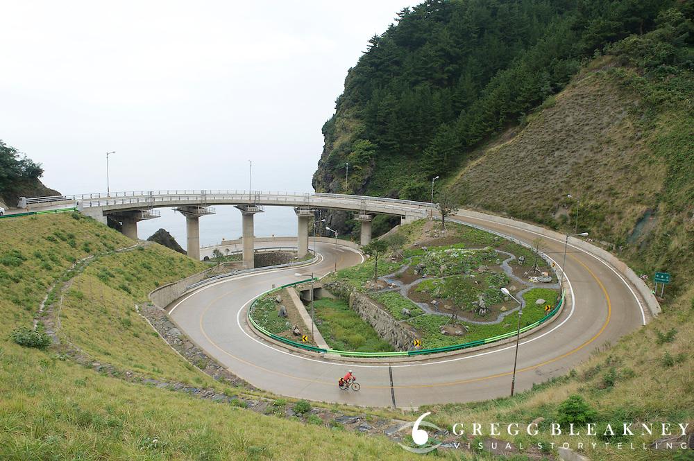 Ulleung-do Island, South Korea