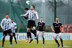 Armin Cerimagic of NK Triglav during the football match between NK Triglav Kranj and NS Mura in 23rd Round of Prva liga Telekom Slovenije 2019/20, on March 1, 2020 in Športni park Kranj, Kranj, Slovenia. Photo By Grega Valancic / Sportida