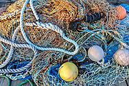 Fishing Nets, Harbor, Greenport, NY