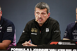 August 30, 2019, Spa-Francorchamps, Belgium: Motorsports: FIA Formula One World Championship 2019, Grand Prix of Belgium, ..Guenther Steiner (ITA, Haas F1 Team) (Credit Image: © Hoch Zwei via ZUMA Wire)