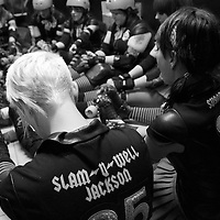 Johannesburg Roller Derby Bout July 28 2012