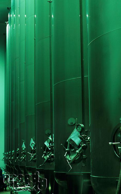 Boilers in factory