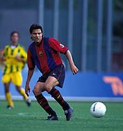 05.08.1999.Jari Litmanen - FC Barcelona.©JUHA TAMMINEN