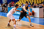 L.J. Peak<br /> Germani Basket Brescia - Vanoli Cremona<br /> Basket Precampionato Serie A LBA 2019/2020<br /> Desio 15 September 2019<br /> Foto Mattia Ozbot / Ciamillo-Castoria
