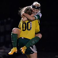 10.28.2014 Elyria Catholic vs Hawken Girls Varsity Soccer