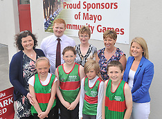 Mayo Community Games Finals 2015 Claremorris