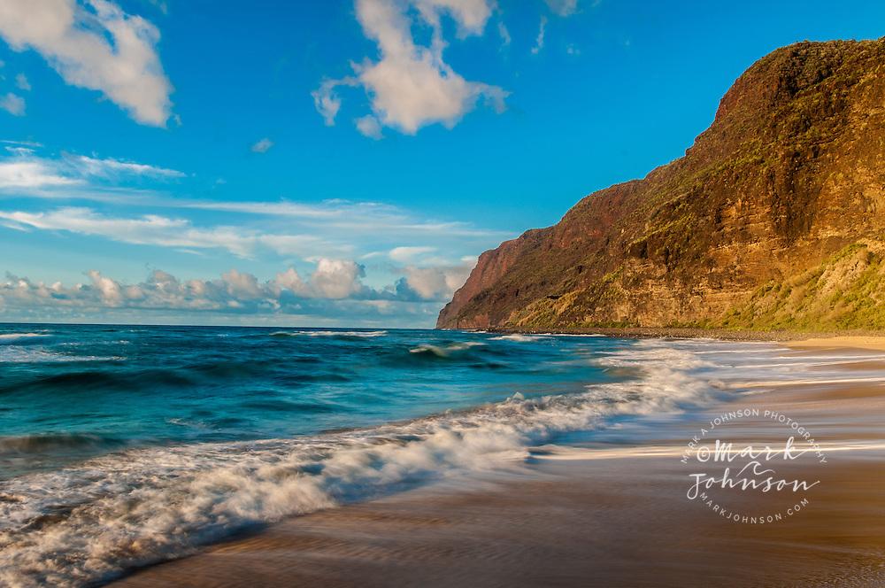 Polihale State Beach, Kauai, Hawaii