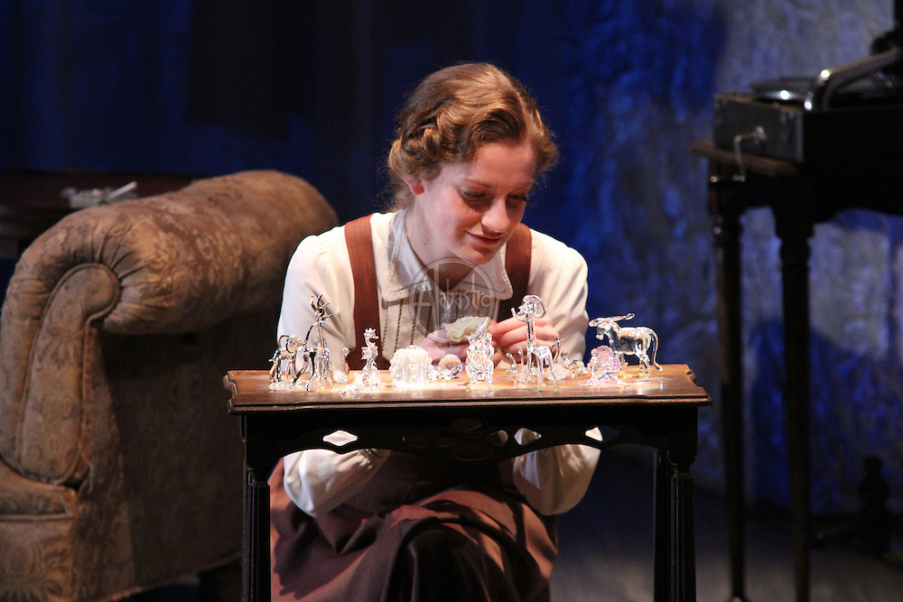 "Seattle Repertory Theatre production of ""The Glass Menagerie"" by Tennessee Williams directed by Braden Abraham."