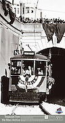 Mayor Rolph Driving 1st Streetcar Through Sunset Tunnel | October 21, 1928